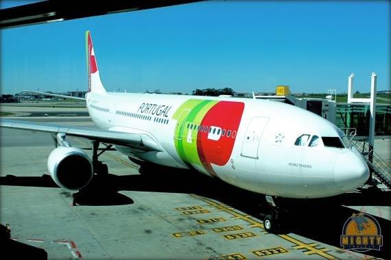 TAP Portugal Economy Class Review Dakar (DKR) to Lisbon (LIS) and on to Marrakech (RAK), TP1480 / TP1451