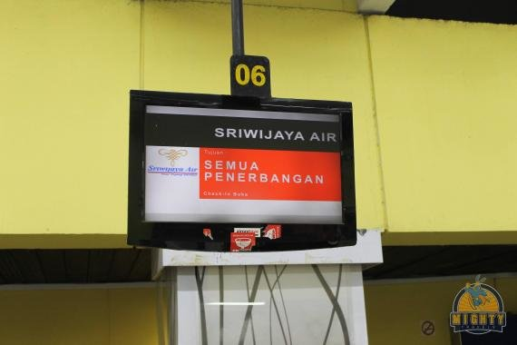 Review: Sriwijaya Air Jakarta, Indonesia to Malang, Indonesia
