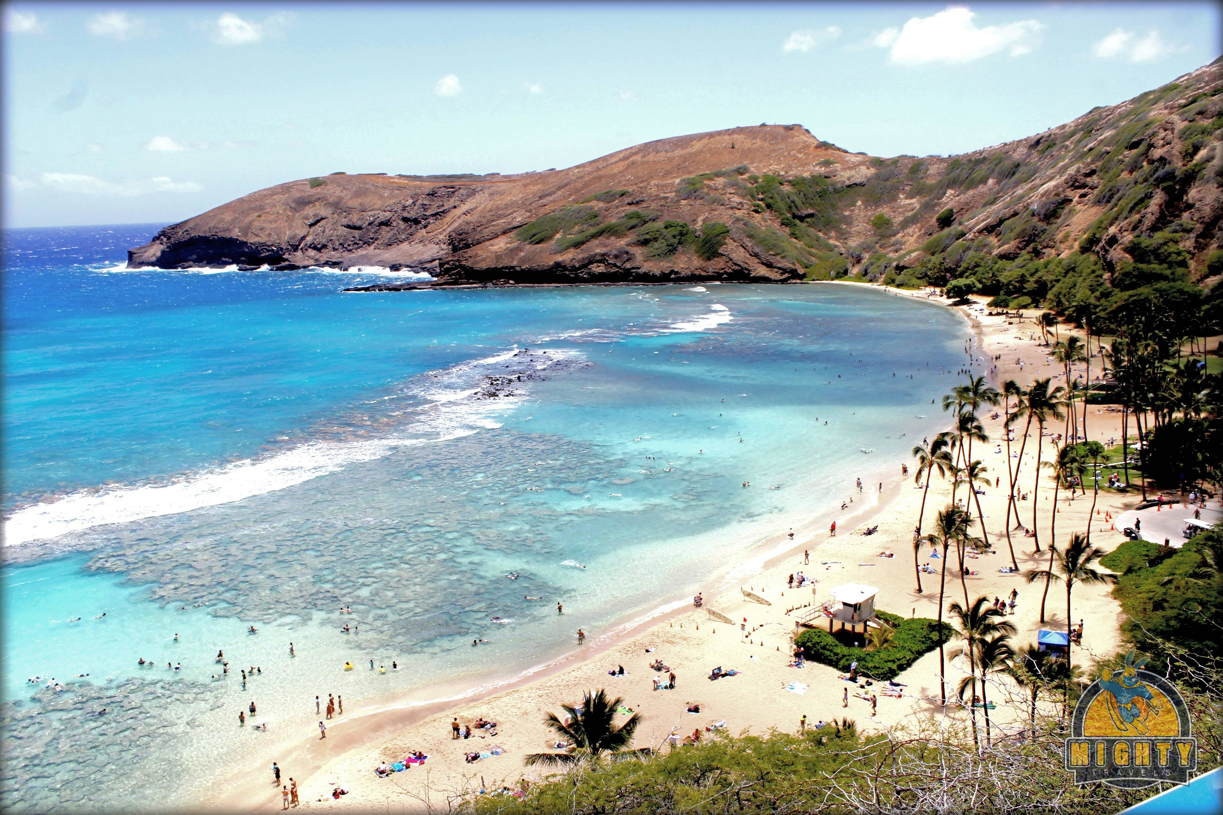 Review Hanauma Bay, Hawaii (near Honolulu, Oahu)