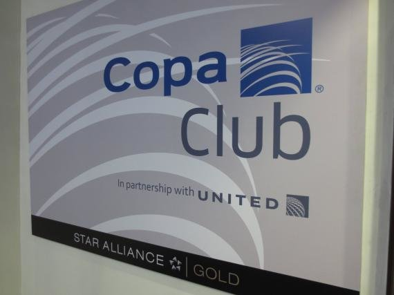 Review: Copa Airlines, Copa Club Panama City, Panama