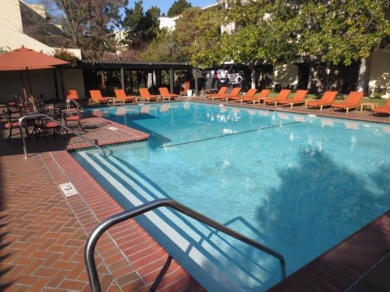 Review: Sheraton Palo Alto Hotel, California