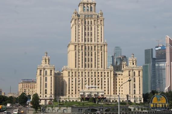Radisson Royal Moscow (Hotel Ukraina) Review
