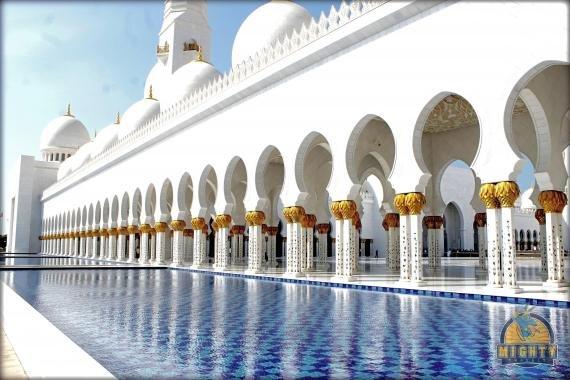 My Favorite 10 Things to do Abu Dhabi