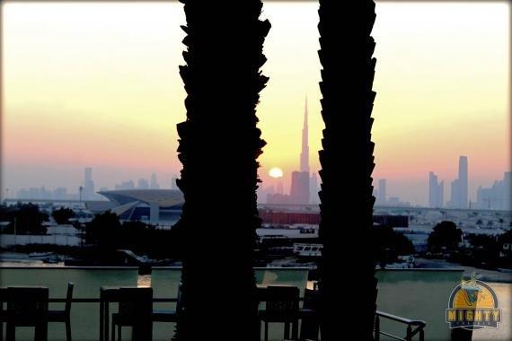 The Intercontinental Dubai (Festival City) Hotel Review