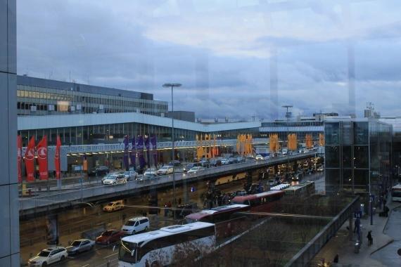 Review: Sheraton Frankurt Airport Hotel
