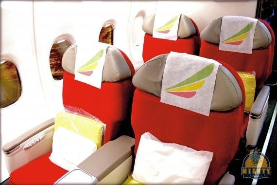 Ethiopian Airlines Economy Class Review Tel Aviv (TLV) to Addis Ababa (ADD)