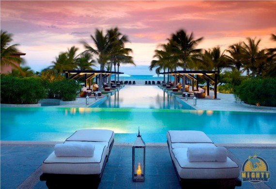 Earn up to 50,000 bonus miles when joing Marriott Rewards