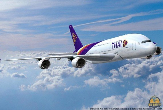 Up to 50% less miles for flights with Royal Orchid Plus miles on Thai Airways