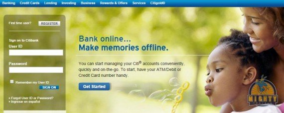 www.myciti.com – A guide to using Citibank online banking