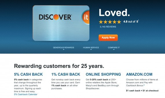 Review: Discover it Credit Card