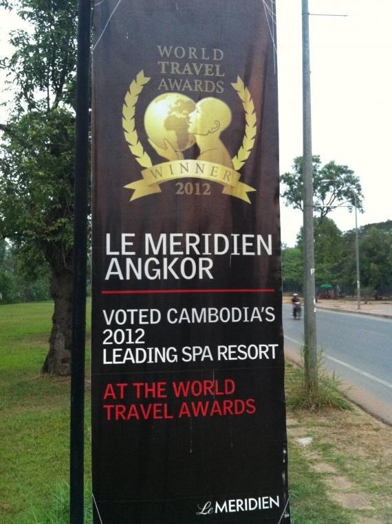 Le Meridien Siem Reap (Angkor Wat) Hotel Review