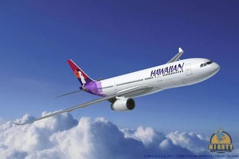 Triple miles on Honolulu to Beijing flights with Hawaiian Airlines