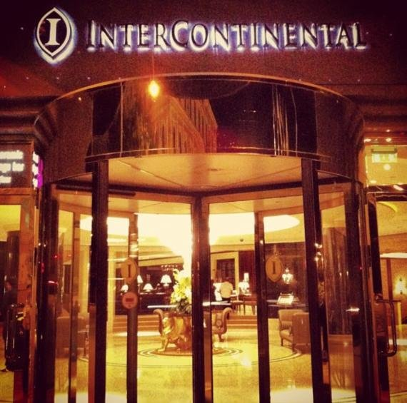 Intercontinental Kiev (Kyiv), Ukraine Hotel Review