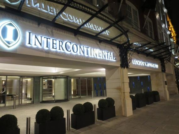 Intercontinental Westminster Hotel Review