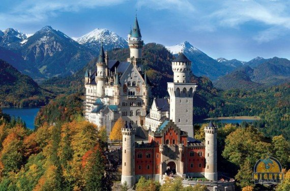 Neuschwanstein Castle in Bavaria – a quick guide