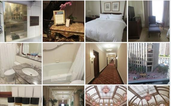 Review: Palace Hotel, San Francisco