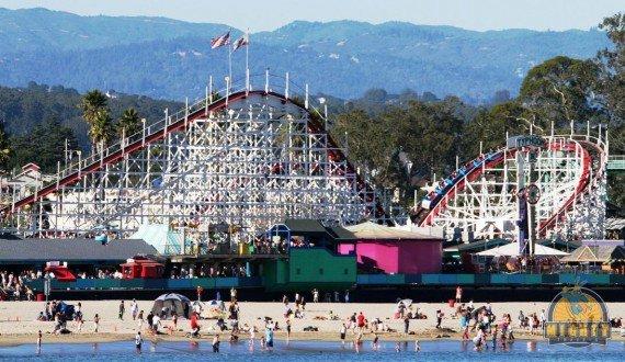 The Santa Cruz Beach Boardwalk – a quick guide