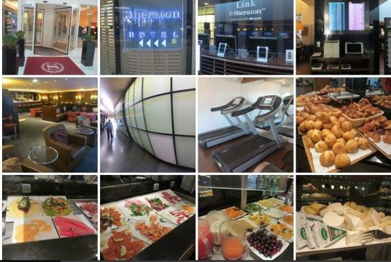 Review: Sheraton Paris Airport Hotel