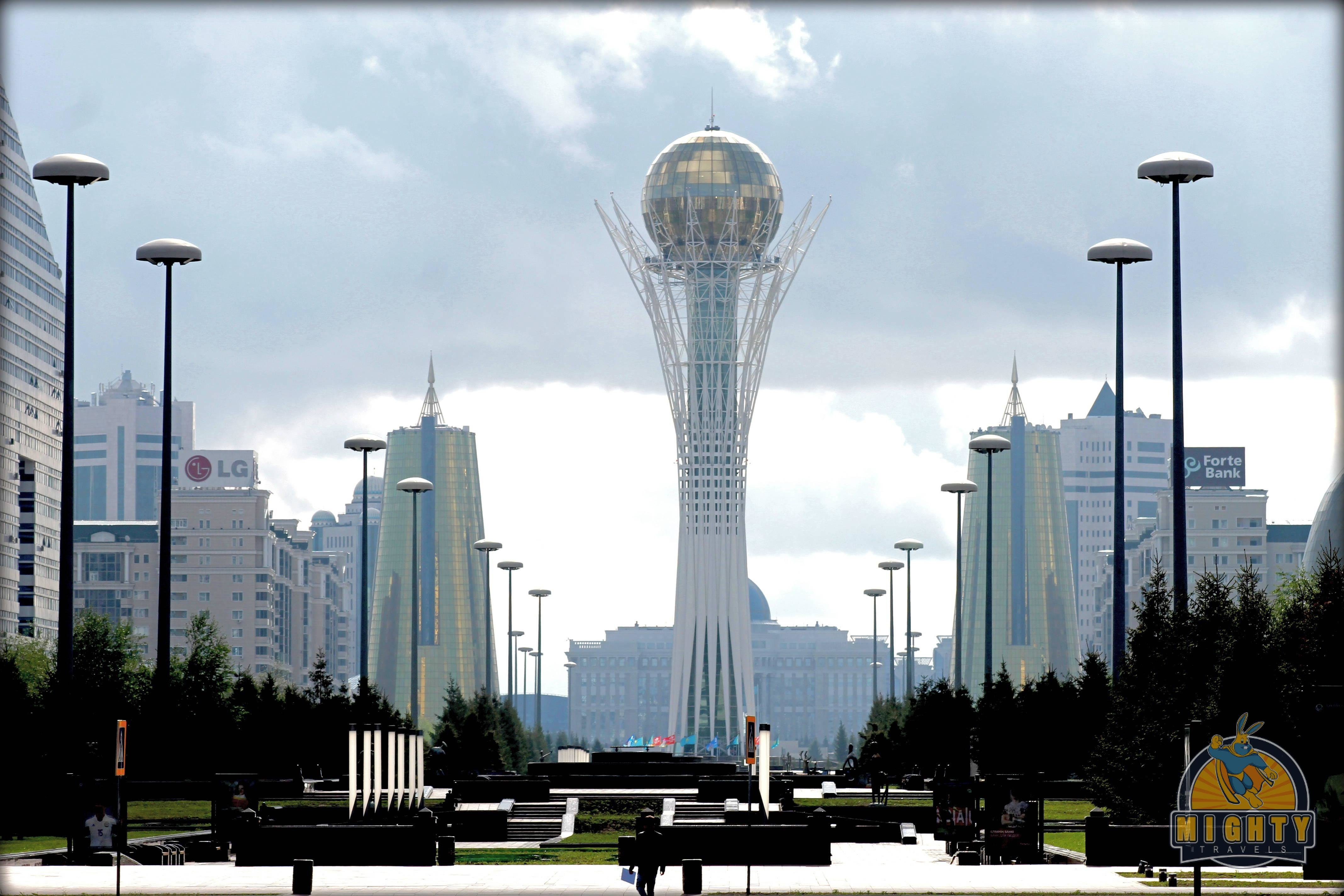 The Best Things to Do in Astana, Kazakhstan – on a layover!
