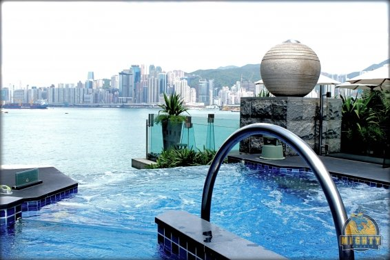Intercontinental Hong Kong Review
