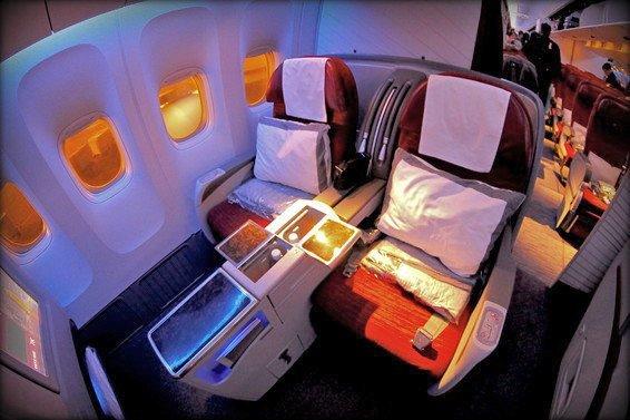 Qatar Airways Business Class Review New York (JFK) – Doha (DOH)