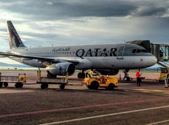 Qatar Regional Business Class Review – Doha (DOH) to Kigali (KGL) via Entebbe (EBB) A320