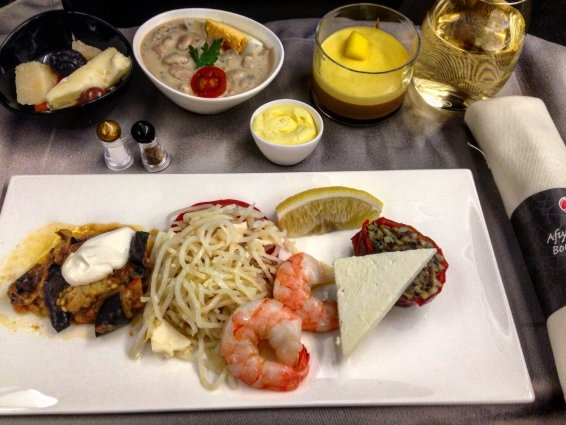 Turkish Airlines Regional Business Class Berlin to Istanbul Review
