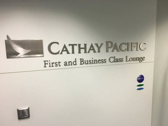 Cathay Pacific Business Class Review Vancouver (YVR) to New York (JFK)