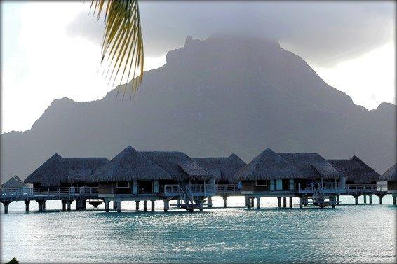 InterContinental Thalasso Resort Review, Bora Bora, French Polynesia