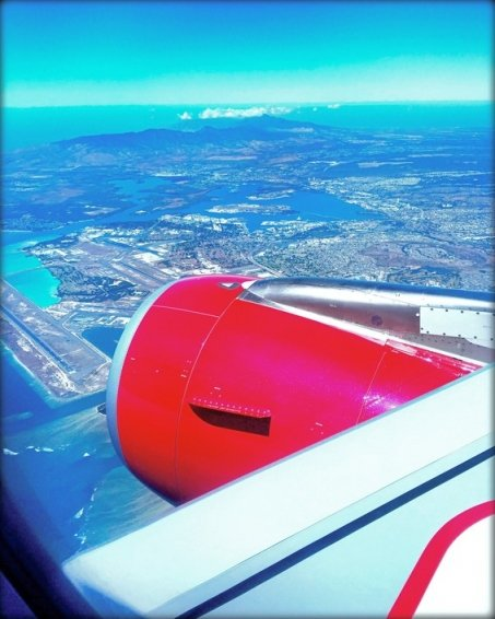 Virgin America Review (Economy) San Francisco (SFO) to Honolulu (HNL)