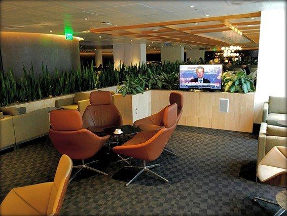 Oneworld Lounge LAX Review Reduxx