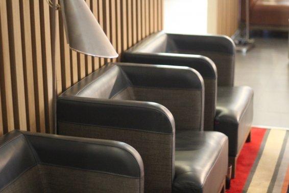 Oneworld Lounge Bogota Review