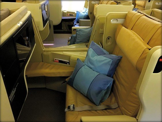 Singapore Airlines Business Class Review Sao Paulo (GRU) – Barcelona (BCN) 777-300ER