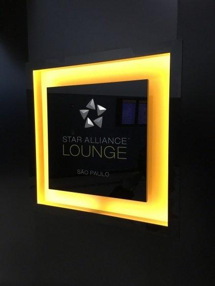 Star Alliance Lounge Sao Paulo (GRU) Review