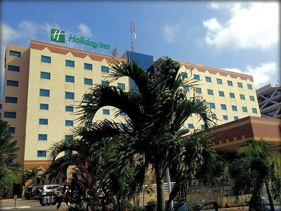 Holiday Inn Accra Review