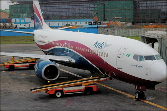 Arik Air Review Lagos (LOS) to Accra (ACC)