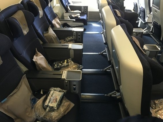 British Airways Premium Economy Review London (LHR) to Lagos (LOS)