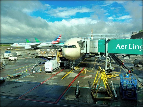 Etihad Business Class Review Dublin (DUB) to Abu Dhabi (AUH) EY 42 – 777W