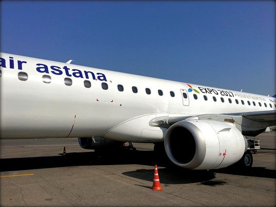 Air Astana Review