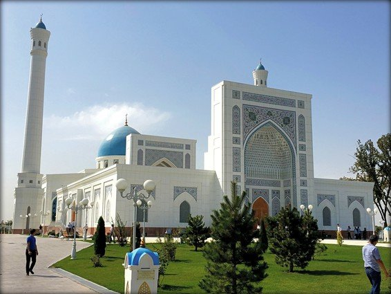 The 14 Things I Learned about Uzbekistan this week