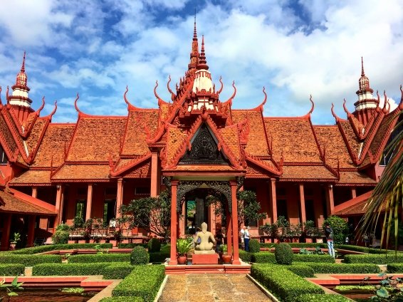 My Favorite 24 Things to do Phnom Penh