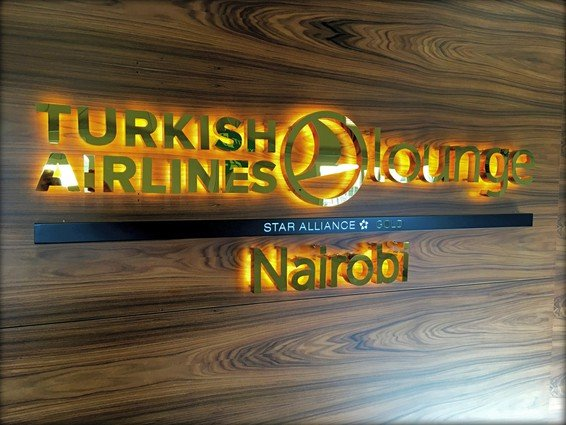 Turkish Airlines Star Alliance Lounge, Nairobi Airport (NBO) Review