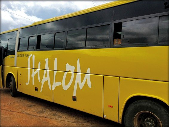 Taking the Bus in Zambia Review from Lusaka to Livingstone (Victoria Falls)