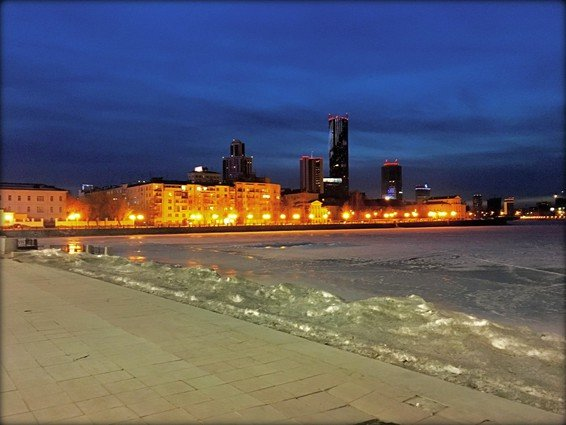 My Favorite 13 Things to do Yekaterinburg