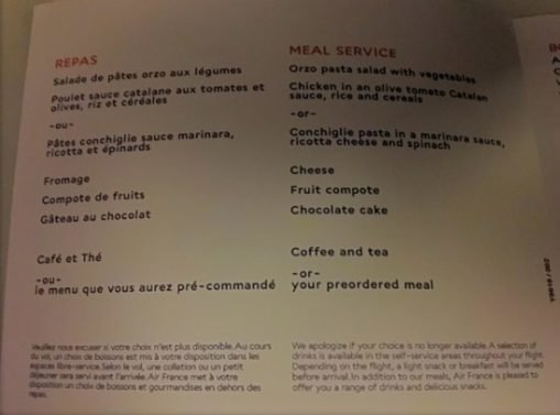 Air France Economy Review San Francisco to Paris AF 85 and Air France-KLM Lounge San Francisco Review