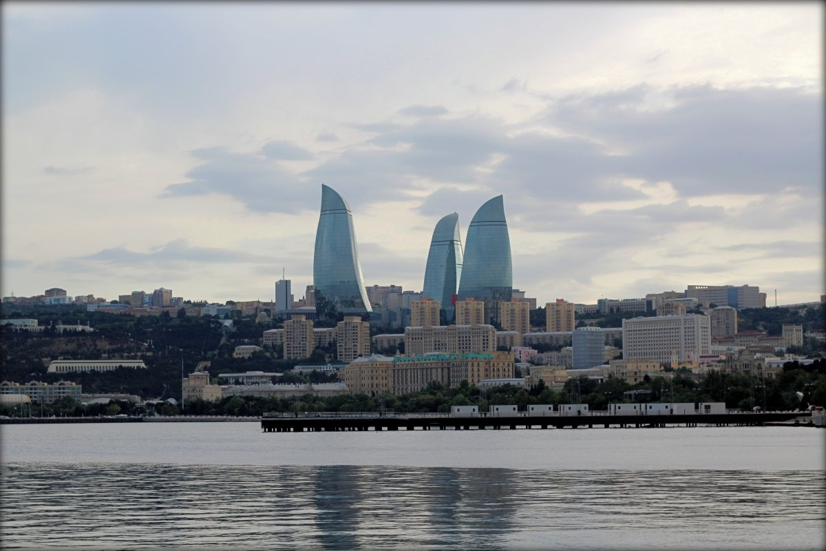 My Favorite 15 Things to do Baku