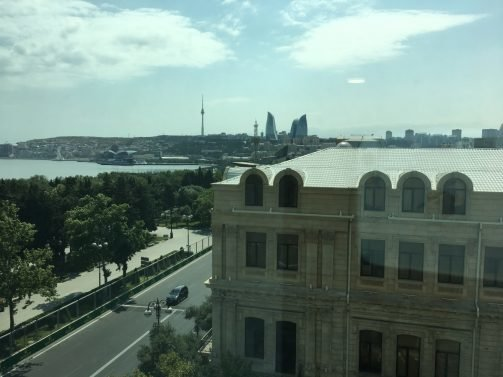 Park Inn by Radisson Baku Review