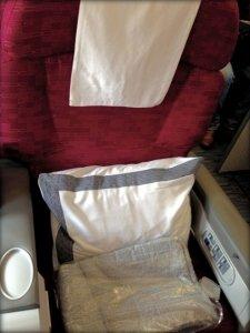 Qatar Regional Business Class Review Dar es Salaam (DAR) to Doha (DOH) A320