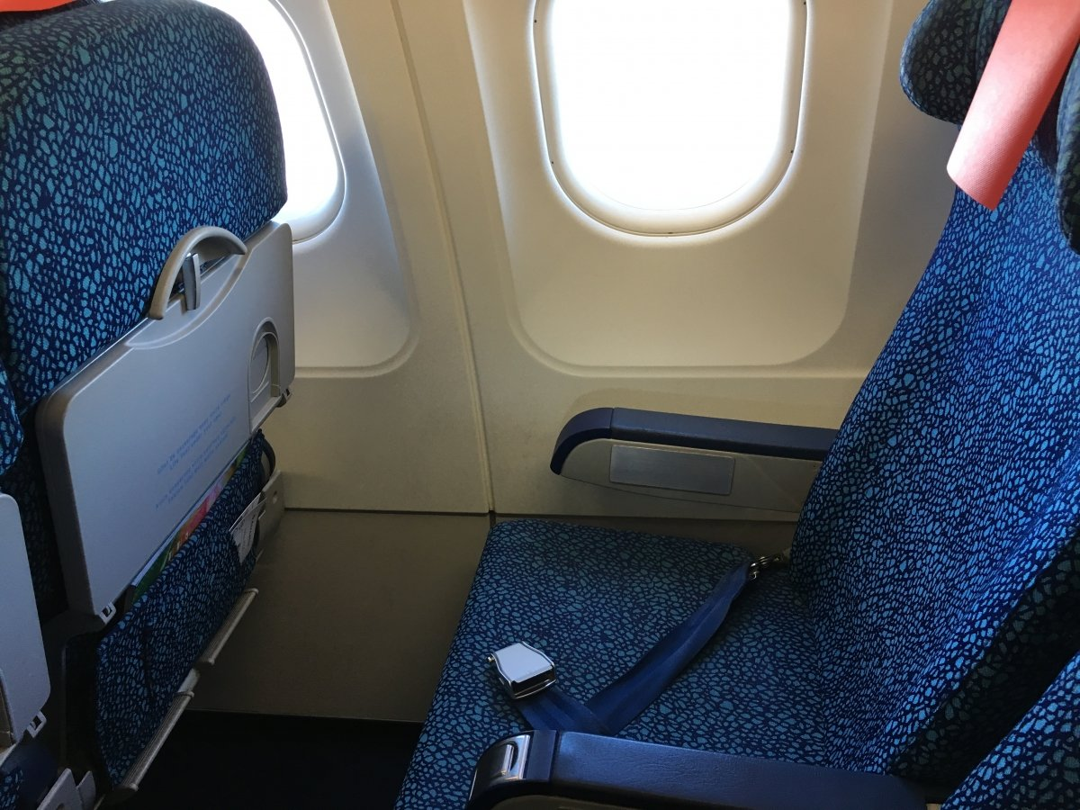 Aircalin Economy Review Noumea (NOU) to Melbourne (MEL) A320