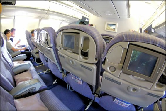 China Airlines Regional Business Class Review Taipei (TPE) to Osaka (KIX) A330